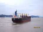 "Bulk carrier ""Sandra"" joined fleet of supramax bulk carriers"